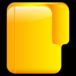 cartella icona
