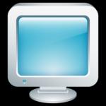 monitorare l 'icona