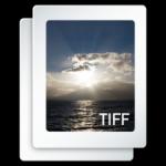 immagine tiff icona