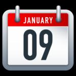 Calendario 2 Icona