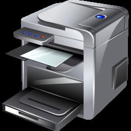 multifunction printer icon