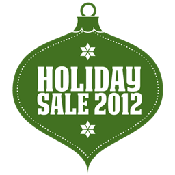 Holiday sale 2012 icon