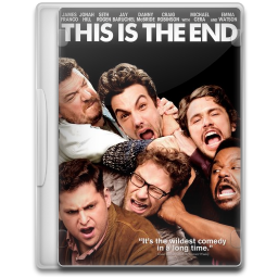 This Is the End icon
