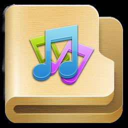 folder music 2 icon