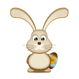 easter Bunny EGG icon