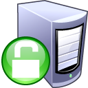 unlock server icon