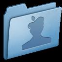 Blue MacThemes icon