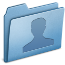 Blue Users icon