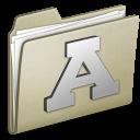 Lightbrown Font icon