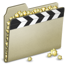 Lightbrown Movies alt icon