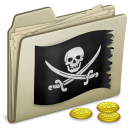 Lightbrown Pirates icon