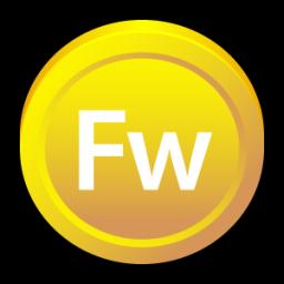 Adobe Fireworks CS 3 icon