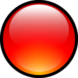 Aqua Ball Red icon