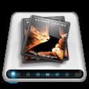 Drives Videos Alt icon