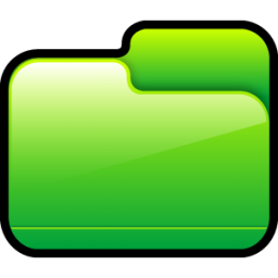 Folder Closed Green icon