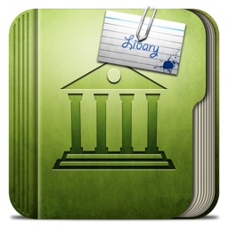 Folder Libary Folder icon